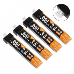 Crazepony 1pc 300mAh HV...
